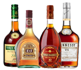 The Wine Basket - Cognac &  Brandy Brands and More