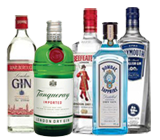 The Wine Basket - Gin Brands and More