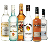 The Wine Basket - Rum Brands and More