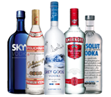 The Wine Basket - Vodka Brands and More